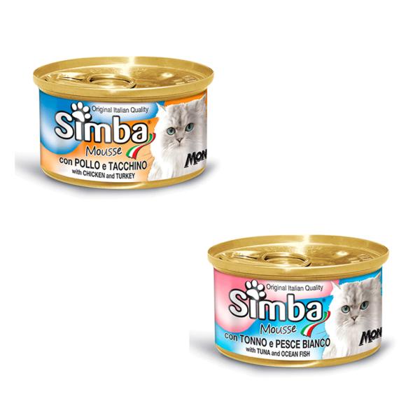 Simba-mousse-lata